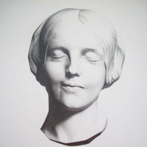 tekencursus Amstelveen, Inconnue de la Seine artstudio linda Amstelveen Aalsmeer Uithoorn