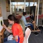 Schildercursus Amstelveen artstudio linda , Zin in schilderen, leren schilderen Amstelveen Uithoorn Aalsmeer artstudio linda