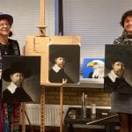 Masterclass Rembrandt in Amstelveen bij Artstudio linda