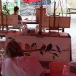 Workshop leren schilderen Amstelveen Art Studio Linda